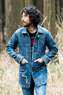 【SOLDOUT】SEVESKIG WARM  REPAIR COVERALL INDIGO