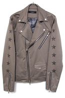 【予約】OVERDESIGN 17FW NAUTICAL STAR W RIDERS JK ASH