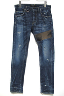 【予約】OVERDESIGN 17FW NEW SKINNY 17 VINTAGE BLUE