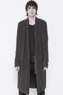 JULIUS SHIRRING LONG CARDIGAN_ju84