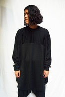 NILoS LINE SLEEVE BIG T_ns92