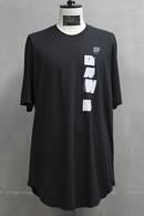 【10%OFF+ポイント15倍】JULIUS 19PF DAWN T-SHIRT_ju94