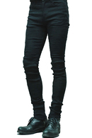 MiDiom 19SS Damaged Stretch Skinny_md92