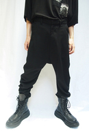 JULIUS 20PS CURVED TROUSERS_jua1