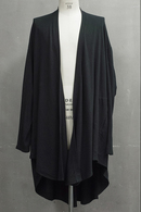 JULIUS 20SS FRONTLESS CARDIGAN_jua2