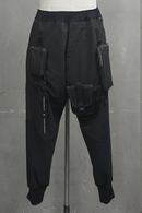 NILoS 20SS COMBINATION TRACK PANTS_nsa2